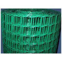 养殖用的绿色铁丝网一般多少钱一米,养殖用的包塑铁丝网价格,养殖用的圈地铁丝网