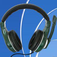 特价 欧凡X3游戏耳机电脑头戴式有线耳机耳麦带麦立体声游戏耳机