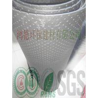 静音垫,微孔地板垫,汽车内衬,吸音垫,鸿德环保建筑材料(覆铝膜)