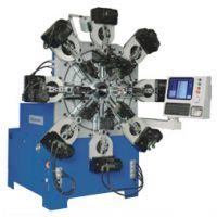 销售江苏无凸轮十轴电脑弹簧机 线成型产品制造 异形弹簧生产设备