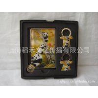 大量供应方形不碎镜子熊猫 家居用品 特色礼品 商务礼品
