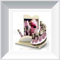 专业生产设计展示架 有机玻璃展示架 亚克力展示架 化妆品展示架