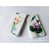 苹果手机壳 iphone4 4S保护套 彩印图案外壳 保护壳 苹果5手机壳