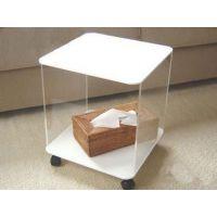 深圳工厂订制生产:亚克力桌子,压克力椅子,亚加力柜子