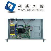 厂家直销4网口atomD2550 ROS网络监控上网行为管理整机1U250C-M2F