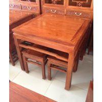 四方桌餐桌价格 茶桌八仙桌仿古家具 厂家批发供应