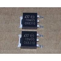 供应三端稳压器 78M05 TO-252封装正品大电流