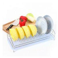 淘宝热卖樱花雅厨迷你单层碗碟架 餐具沥水置物架