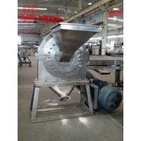 高速齿盘不锈钢粉碎机,FS370型号磨粉机
