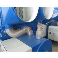 供应PU钢丝伸缩耐磨软管|工业耐磨软管|耐磨物料输送专用软管