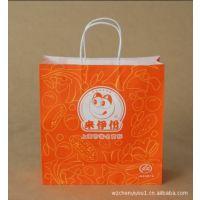 ZY-CBWKB019 专业生产各种尺寸各种印刷 牛皮手提礼品纸袋