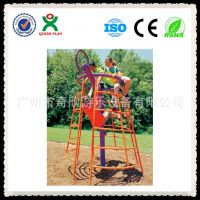 广州厂价直销 小型儿童攀登架 幼儿园攀爬架 儿童方格攀爬架