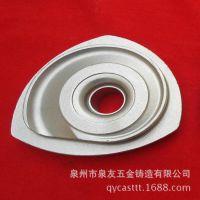 供应优质304不锈钢精密铸件 阀门法兰泵类管件头福建精密铸造厂