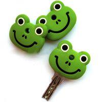 东莞厂家批发 PVC钥匙套 可爱卡通锁匙套 韩国创意礼品钥匙套