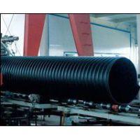 青岛钢带增强聚乙烯波纹管 青岛PE缠绕管厂家【昊利通】