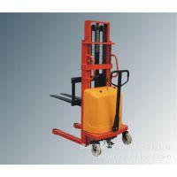 中山电动升降叉车 半自动堆垛车(进口品质) 半电动液压叉车