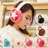 冬季女款耳罩 韩版可爱耳包女音乐耳机仿兔毛耳捂耳暖冬天耳罩