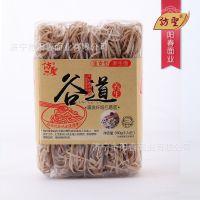 谷道养生膳食纤维面 360g大包非油炸膳食纤维面