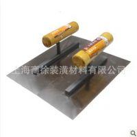 上海涂料三联皇冠加厚型镜面抹泥板 油漆工小铁板 加厚型 铁板
