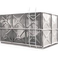 装配式镀锌钢板水箱哪家好 装配式镀锌钢板水箱价格