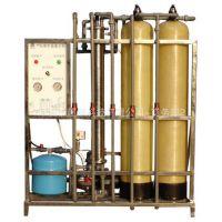 原水处理大型工业设备 双级反渗透水处理设备 0.3吨/每小时