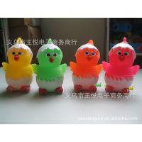 热销产品TPR毛毛球 闪光蛋壳鸭子 孵蛋鸭 量大价格由你定 软胶球
