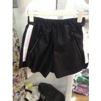 现货2014秋装新款皮短裤243L616 欧美风女式短裤批发一件代发