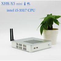 i5-3317U超薄你电脑小主机客厅HTPC整机C1037U升级 工控主机