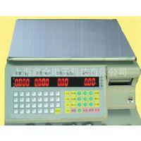 电子打印秤/可打印不干胶和热敏纸的电子秤/3kg热敏打印电子秤