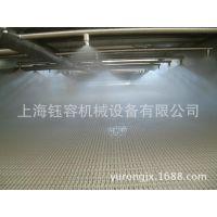 喷淋杀菌冷却降温输送机,自动化流水线,上海钰容您身边输送专家