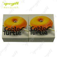 数码配件小礼品 硅胶绕线器 PVC绕线器 软胶绕线器 鼠标绕线器