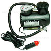 宏昌 车载充气泵12V汽车 迷你打气机车用打气泵电动车轮胎充气机