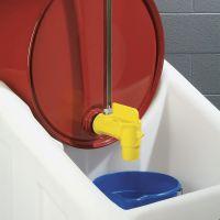 油桶大口塑料龙头|防腐蚀塑料大口油桶龙头