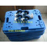 供应批发现货塑料板乌龟车,可堆叠乌龟车厂家直销