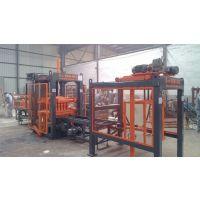 砖机厂家降价了 QT3全自动水泥砖机 液压环保砖机 空心砖机 原价12万的 现价只需10万起 机不可