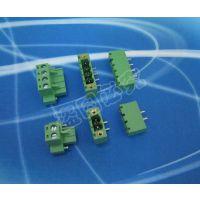 插拔式PCB端子 连接器 接插件 接线端子2EDG-5.0 5.08带固定螺丝