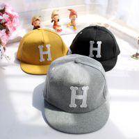 青岛帽子厂家2015春季款潮版嘻哈平沿昵子帽 帽子厂家