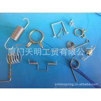 天明弹簧厂直销各种 机械设备减震弹簧 减震拉伸弹簧 避震弹簧