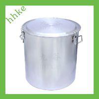 供应食品不锈钢周转桶,密封桶