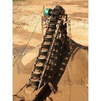 北程机械专业制作顺流槽80-100大号特大号挖斗洗沙机行业领导者
