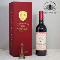法国原瓶进口红酒 羊头凱跃美露干红葡萄酒 法国波尔多红酒葡萄酒