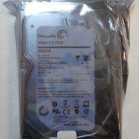 希捷4TB海康威视硬盘录像机专用硬盘ST4000VM000