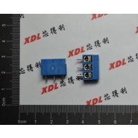 接线端子KF301-3P 脚距5.08MM 300V/16A