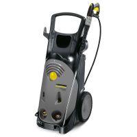 高档小区物业保洁水泥地面清洗凯驰冷水高压清洗机HD10/21-4S