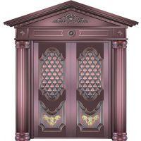 上海辉黄铜门厂—铜门设计、铜门生产、铜门安装