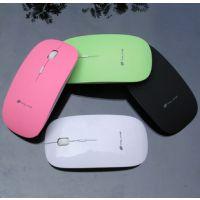 超薄 无线鼠标 笔记本鼠标 电脑鼠标2.4G无线鼠标批发