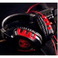 供应硕美科G930 笔记本电脑游戏耳机插拔麦克风 7.1声效语耳机LOL CF