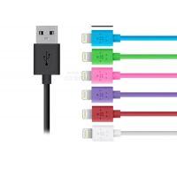 贝尔金正品 苹果认证iphone5/5s 数据线ipad air Lightning充电线