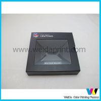 透明开窗 抽屉式产品包装工艺盒 彩盒广东东莞 专业印刷工厂