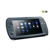 7寸电容屏平板智能游戏机psp安卓4.0PS 双摄像头 WIFI